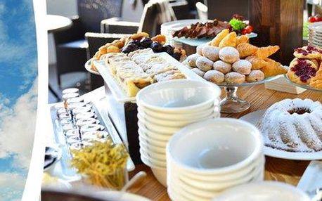 Bufetová snídaně + vstup do Observatoře na Žižkovské věži