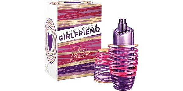 Parfémovaná voda Justin Bieber Girlfriend 15ml EDP W