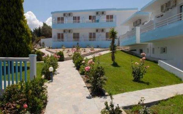 Řecko, oblast Rhodos, doprava letecky, bez stravy, ubytování v 3* hotelu na 11 dní