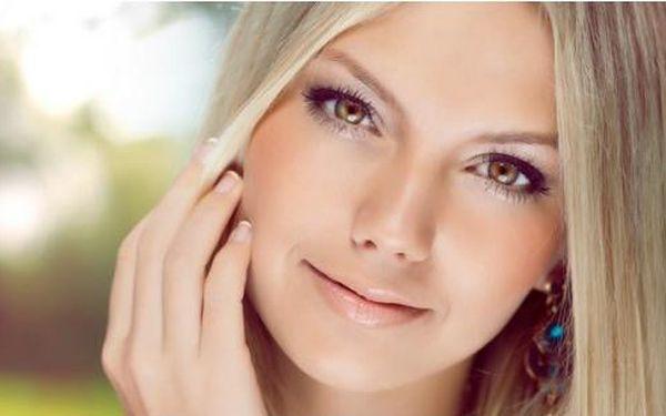 2x Luxusní kosmetické ošetření pleti.