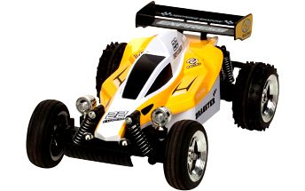 RC auto buggy 1:20, žlutá