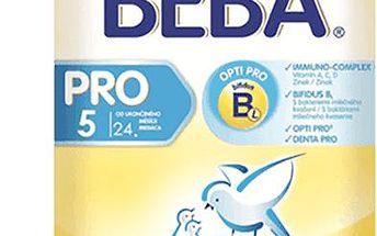 Nestlé BEBA PRO 5 600g Feedo.cz