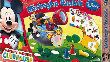 Dětská hra Mickeyho Klubík