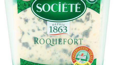 Société Roquefort Société sýr s modrou plísní 150g