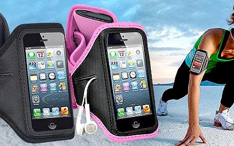 Sportovní pouzdro na ruku na chytré telefony