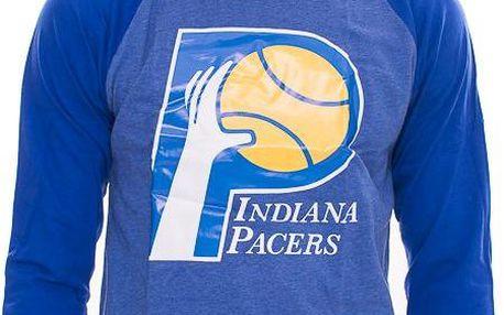 Triko Mitchell & Ness Team Logo Reglan Indiana Pacers Blue