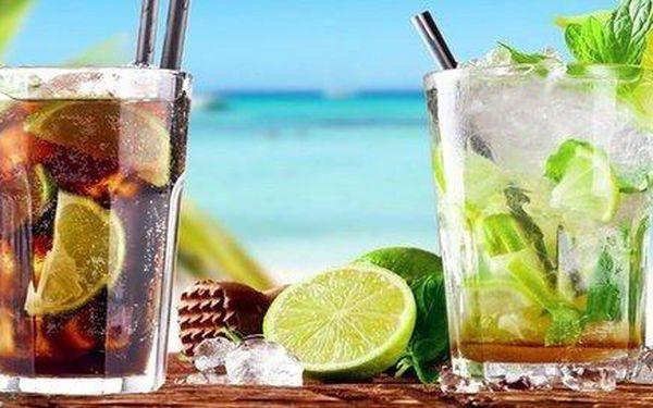 Míchaný nápoj pro dva
