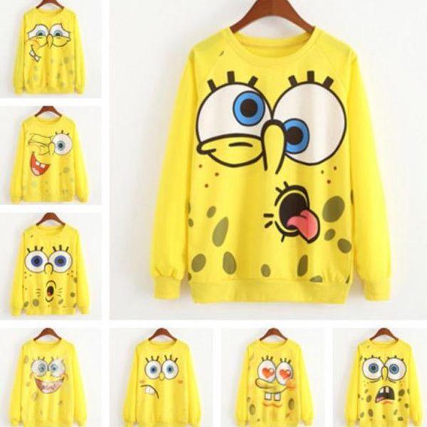 Dámská mikina SpongeBob!