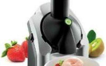 Zmrzlinovač Yogujoy na domácí zmrzliny z ovoce i smetany