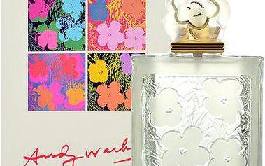 Toaletní voda Andy Warhol Andy Warhol poškozená krabička