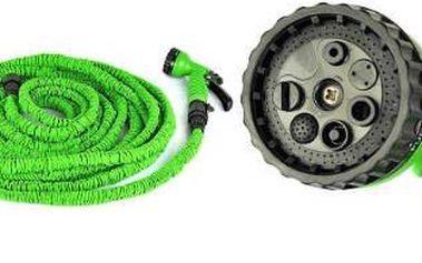 TIP pro zahradu: Flexibilní zahradní hadice jen za 199 Kč