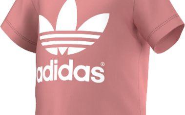 Dívčí tričko, růžové