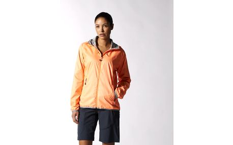 Adidas Everyday Outdoor Reversible Wind Jacket, oranžová, M