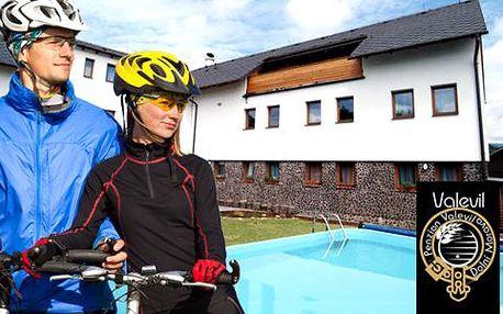 3 dny na Dolní Moravě s polopenzí a koupáním v bazénu