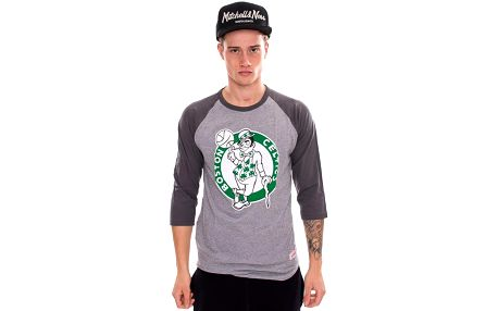 Triko Mitchell & Ness Team Logo Reglan Boston Celtics
