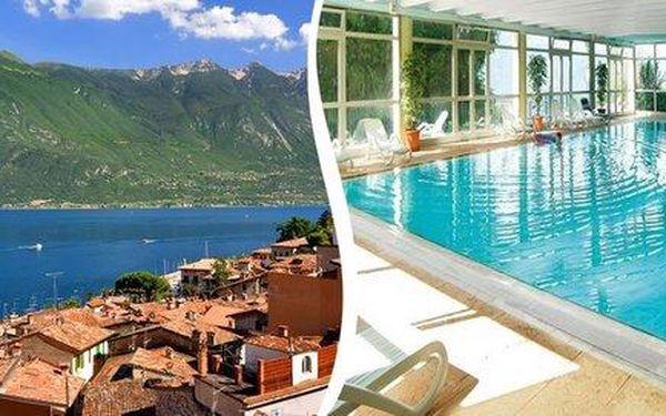 Dovolená plná hýčkání u jezera Lago di Garda