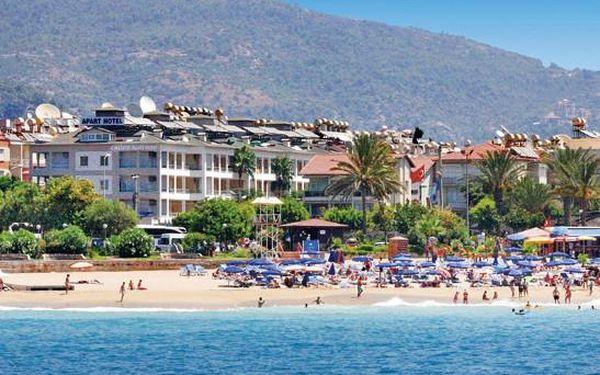 Turecko - Last minute: Hotel Caligo-Apart na 8 dní v termínu 12.08.2015 jen za 8790 Kč.