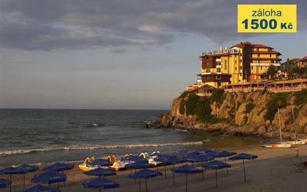 Bulharsko, oblast Sozopol, doprava letecky, snídaně, ubytování v 3* hotelu na 11 dní