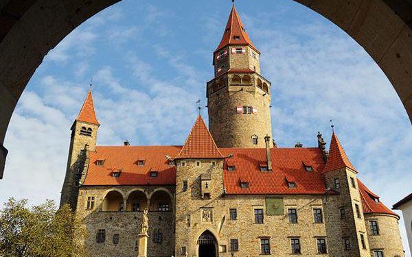 Víkendový pobyt na 3 dny s polopenzí v Olomouci