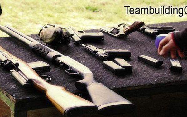 Vydatný střelecký zážitek v Mikulově a Lednici
