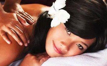 Spa Asijské masáže (3 druhy) - 70 minut relaxace