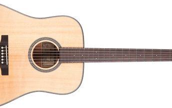 Akustická kytara Dowina Rustica D-S