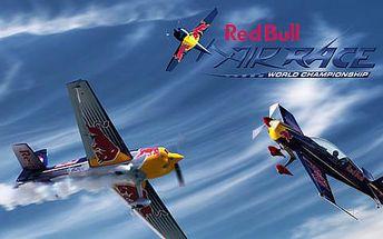 Exkluzivní letecký závod v Rakousku Redbull Air Race 2015 - 2denní zájezd pro 1 osobu