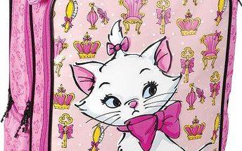 Sun Ce E.V.A školní batoh Disney Kočička Marie