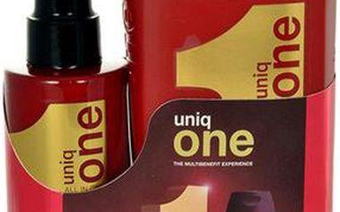 Revlon Uniq One Kit dárková sada W - 150 ml Uniq One + 300ml Uniq One Conditioning Shampoo Neoplachovací maska 10v1