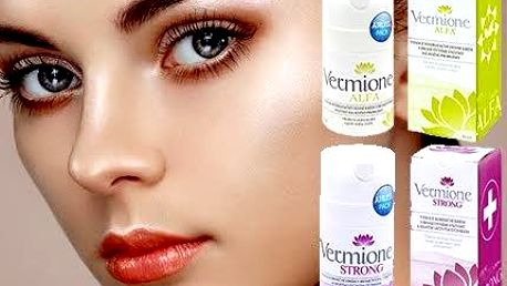 Kosmetické produkty VERMIONE s bioaktivními enzymy