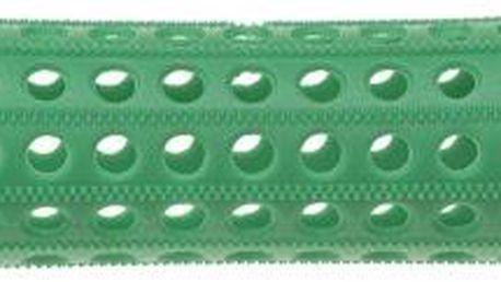 Plastové natáčky zelené 25 mm 10 kusů + 10 jehel
