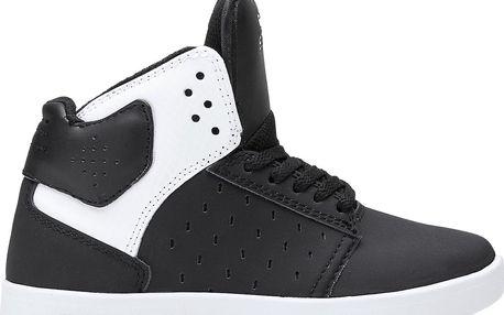 Dětské boty Supra High Atom Black/White