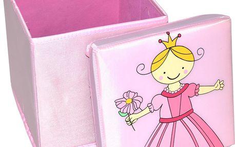 Skládací box Princezna