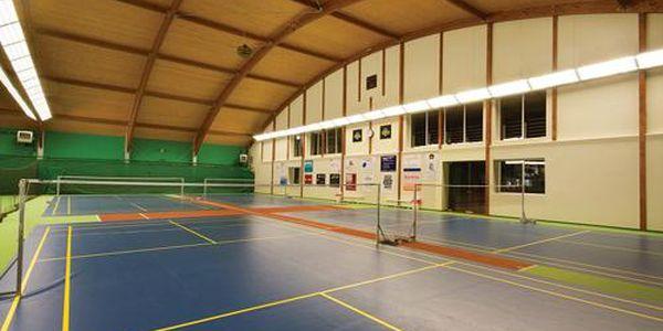 Badminton ve STEPU v kterémkoliv pásmu od 99 Kč! Platnost až do 26.9.2015