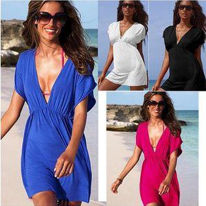 Sexy plážové šaty - buďte neodolatelná!