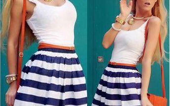 Dámské námořnické šaty Navita!