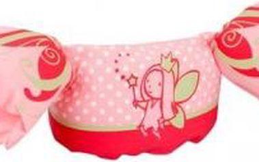 Plovací top PLAVÁČEK růžový víla ALUZZI 2000009562