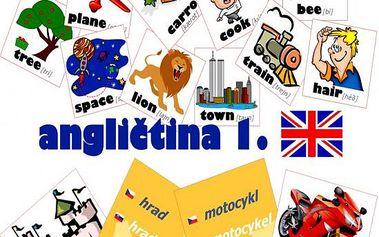 Chytré karty - naučte se anglická slovíčka hravě a rychle!