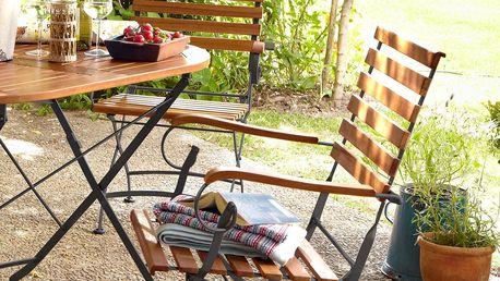 Tchibo, Zahradní židle