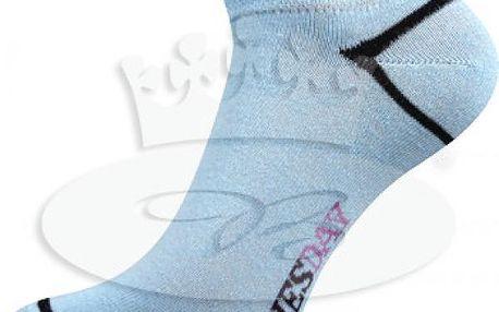 Kotníkové ponožky Piki Week 7 párů!