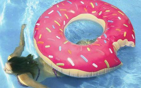 Nafukovací kruh Doughnut!