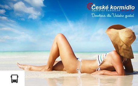 Chorvatsko, ostrov Krk – jednodenní koupání u moře