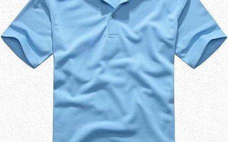 Barevné pánské polo triko!