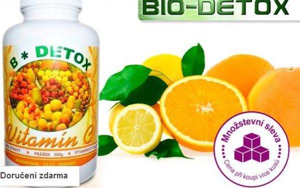 Vitamin C v prášku – doručení zdarma
