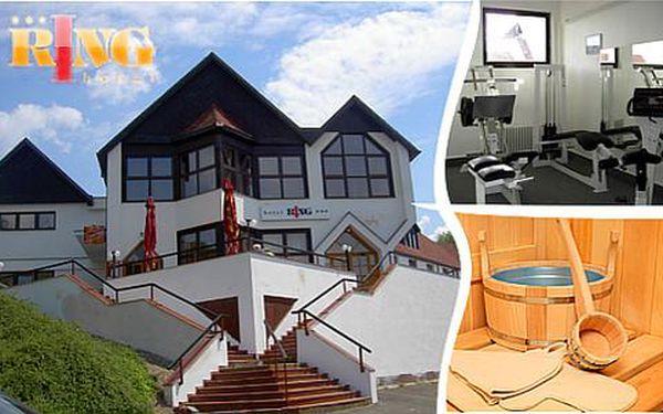 Hotel Ring pro dva s polopenzí, fitness, saunou a masáží kdykoliv do konce roku + děti do 6 let ZDARMA
