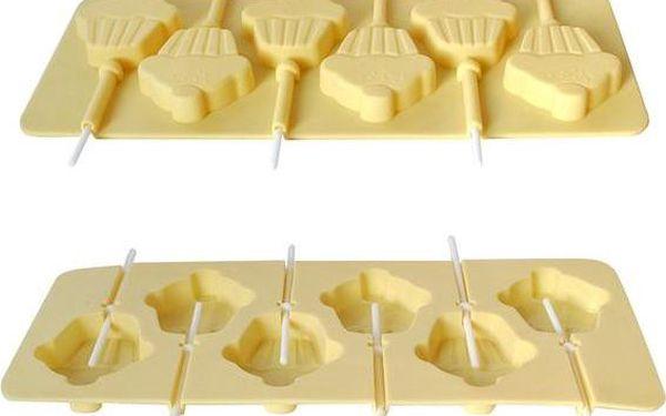 Tvořítko na lízátka ve tvaru Cupcake!