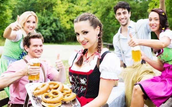 1denní zájezd do Německa na Oktoberfest pro 1