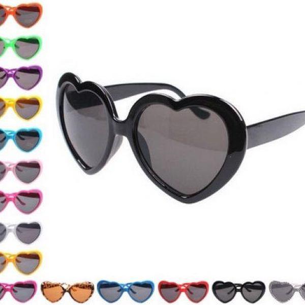Sluneční brýle Srdce!