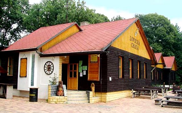 Penzion Lovecká chata - Horka nad Moravou, Česká republika, vlastní doprava, strava dle programu