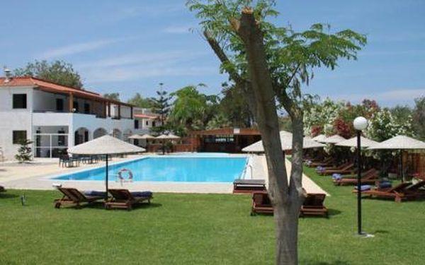 Řecko, oblast Rhodos, doprava letecky, polopenze, ubytování v 3* hotelu na 8 dní
